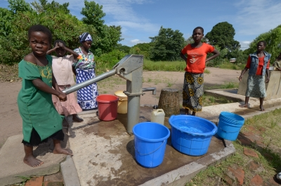 Accesibility Of Drinking Water In Africa