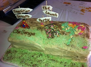 TSC cake