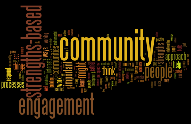 10 things I've learnt about strengths-based community ...