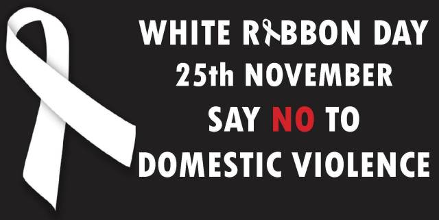 White Ribbon Day