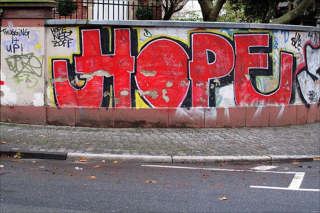 HOPE = Helping other possibilies emerge