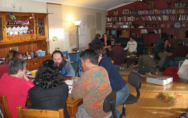 Community group planning r
