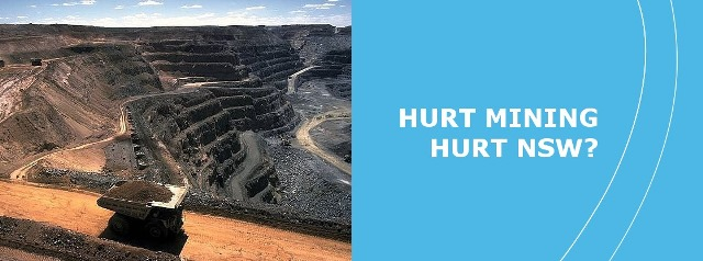 Coal mine with Hurt mining, hurt NSW?
