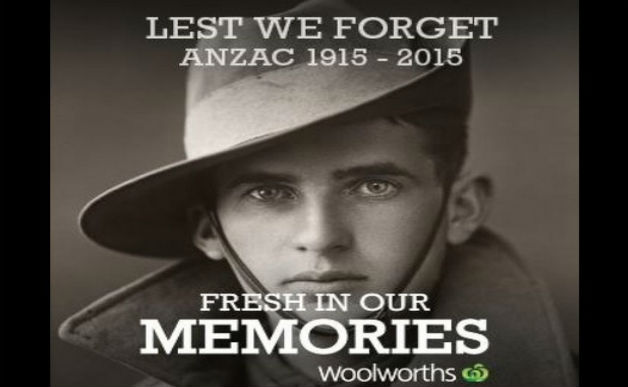 Fresh in our Memories: Woolworths