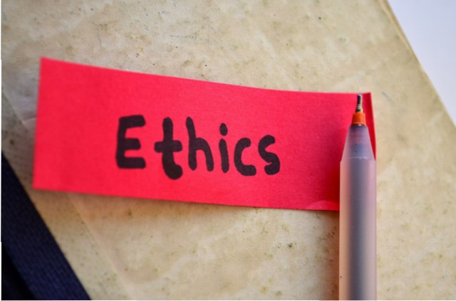 Pen and word ethics