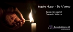 Inspire hope - be a voice