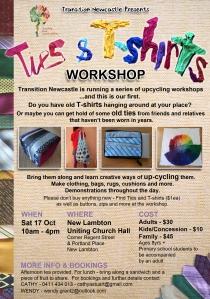 Ties & T's Workshop Flyer Final