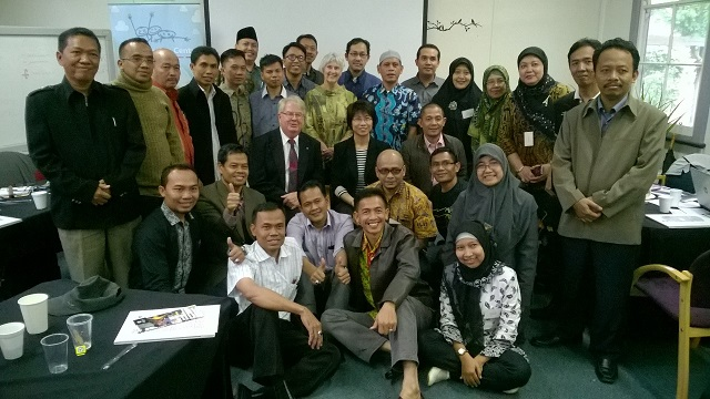 Indonesian delegates