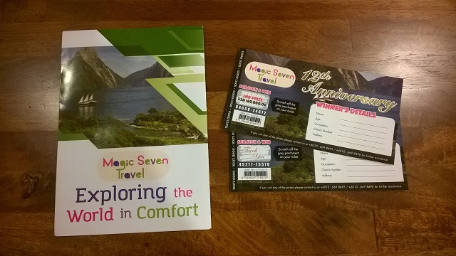 Magic Seven Travel scam