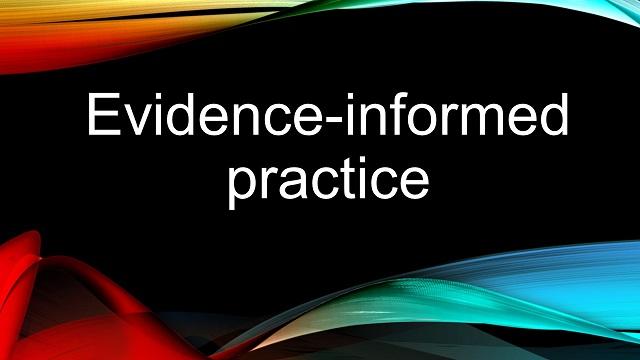 evidence-informed-practice