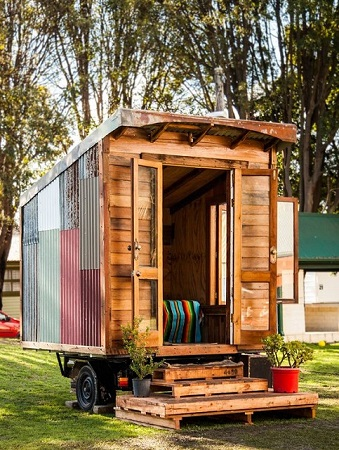 One of the inspirations for the Tiny House (Photo: Alicia Fox)